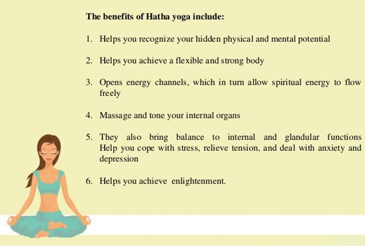 Hatha Yoga Benefits