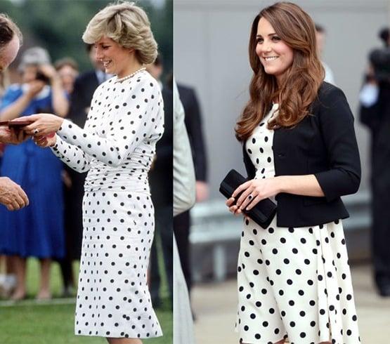 Hollwood in Same Dress