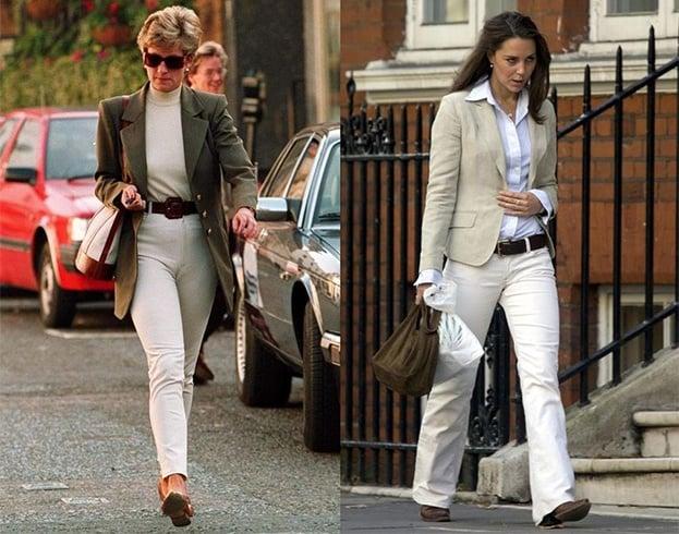 Hollywood Ladies Same Fashion
