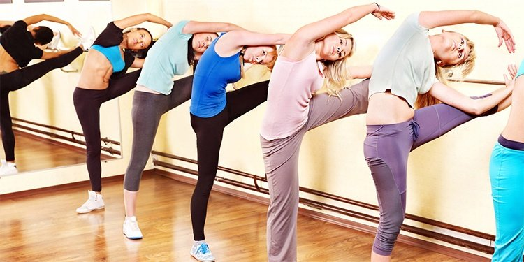How Many Calories Burned in Barre Class