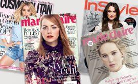 International Fashion Magazine Covers