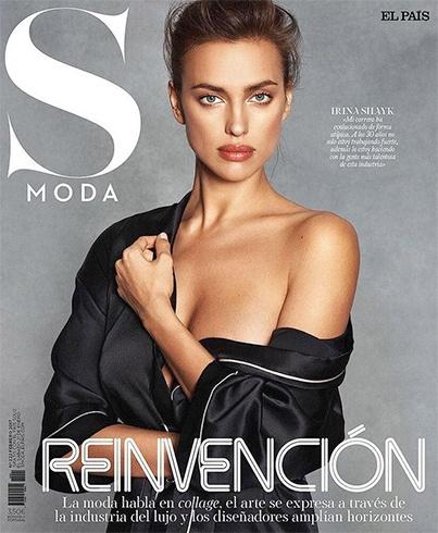 Irina Shayk for S Moda