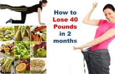 lose 40 pounds in 2 months for women