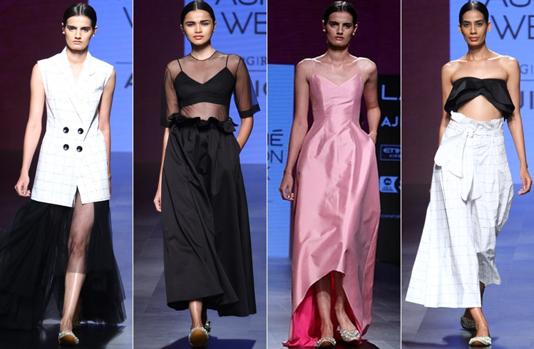 Nishka Lulla LFW Collections