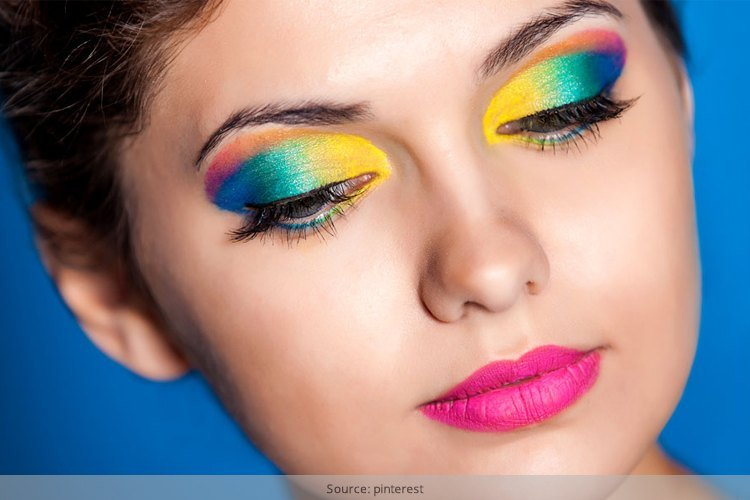 Rave Makeup Ideas To Look Like A Diva