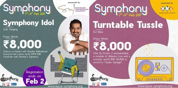 Symphony 2017 Events