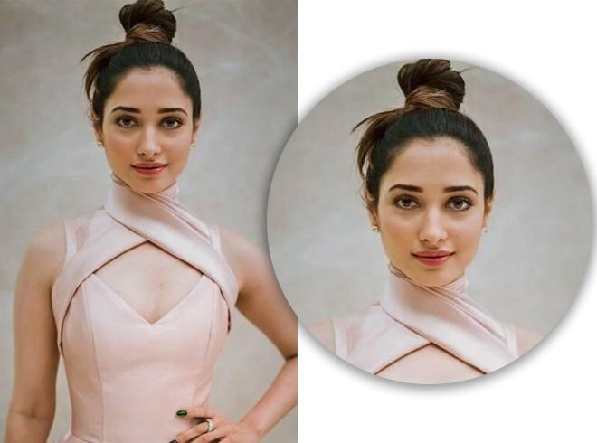 Tamannaah Bhatia Hairstyle