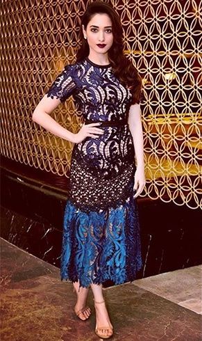 Tamannaah Dress