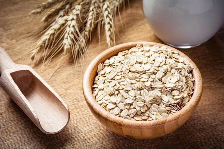 Oatmeal for Underarm Remedies
