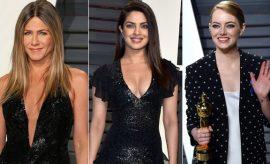 Celebs at Vanity Fair Oscar Party
