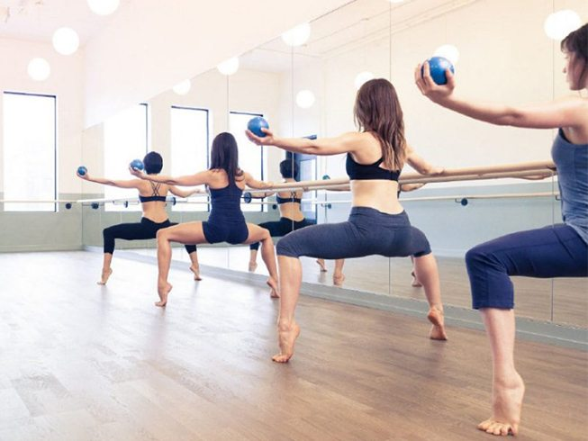What is Barre Yoga