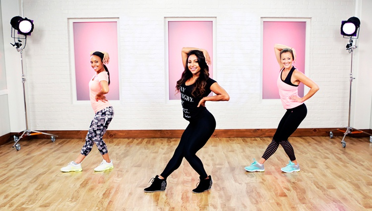 30 Minute Aerobic Dance Workout