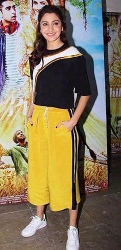 Anushka Sharma fashion
