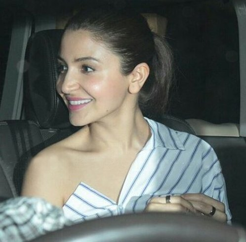 Anushka Sharma Fashion Style