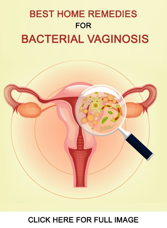 Bacterial Vaginosis Home Remedies