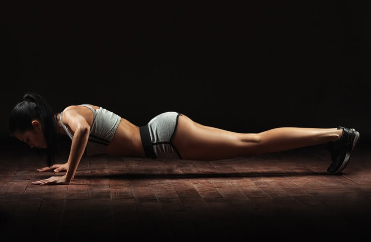 Bodyweight Workouts for woman