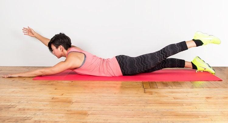 Bodyweight routine, full body bodyweight workout