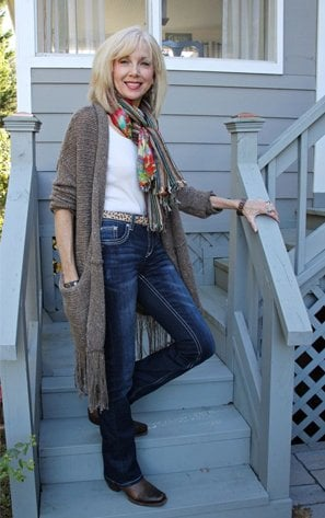 Boot cuts fashion For Women Over 50
