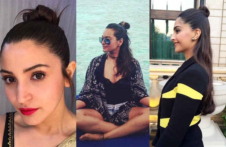 Celebrity Hairstyles for Holi