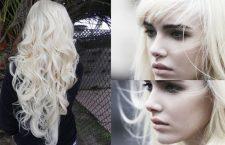 Hair White Blonde for women