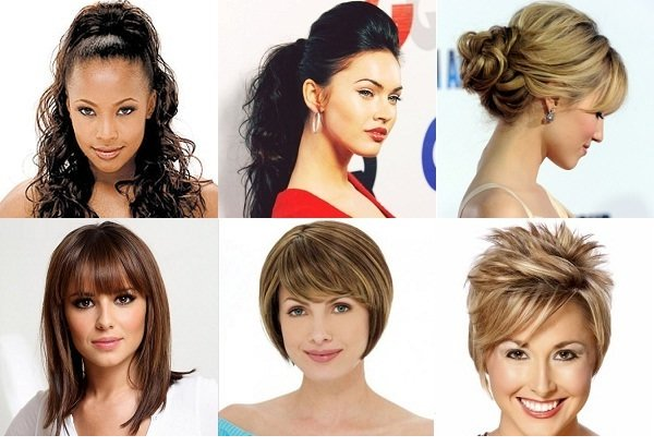 Hairstyles to Make You Look Tall