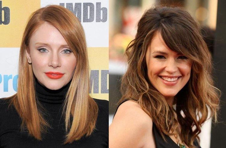 30 Amazing Hairstyles For Big Foreheads – Learn How To Hide ...
