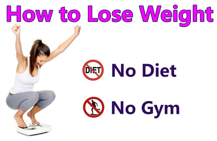 exercise for lose weight