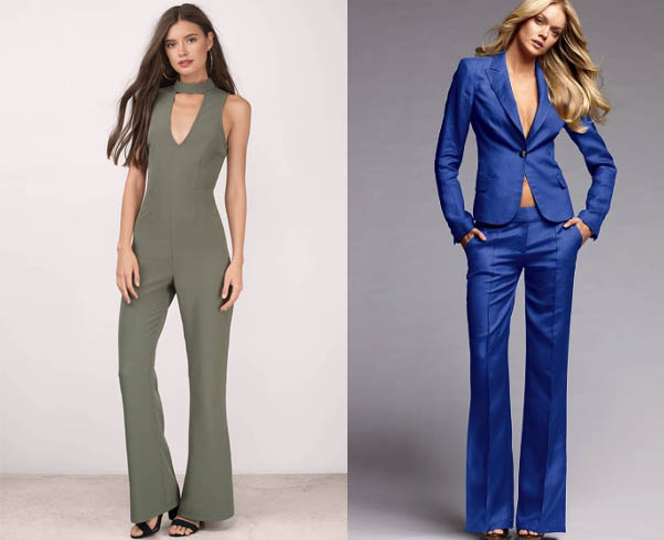 Jumpsuits With Pant Suits