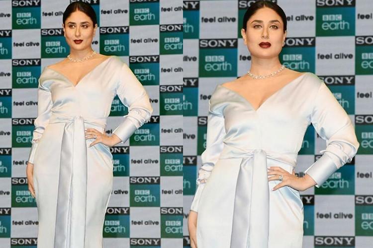 Kareena Kapoor at BBC Earth Launch