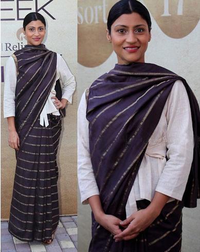 Konkona Sen Sharma fashion