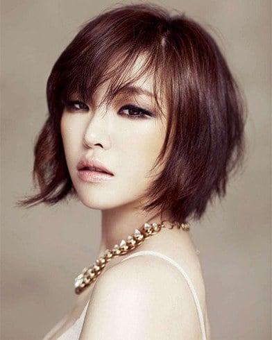 Korean Bob Hairstyle