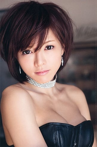 Korean Short Wavy Hairstyles