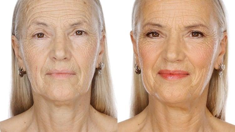 Makeup for Older Skin