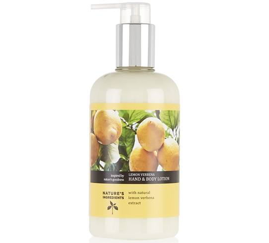 Marks And Spencer Lemon Verbena Hand and Body Lotion
