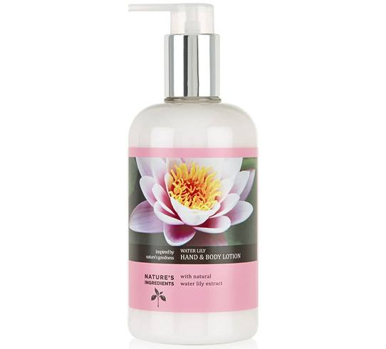Marks And Spencer Water Lily Hand and Body Lotion