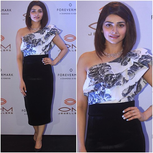 Prachi desai at Jewellery Launch Event