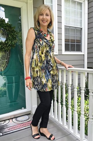 Fashion Tips for Women Over 50 - Clothing for Women Over 50