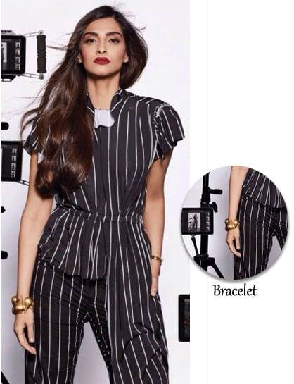 Sonam Kapoor fashions