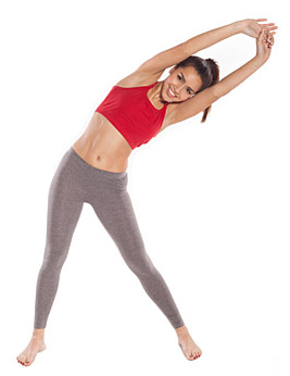 Stretch away for Increase Height After 25