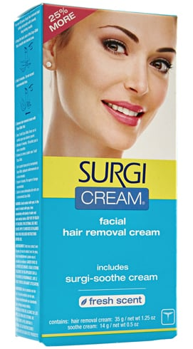 Surgi-Cream Extra Gentle Formula for Face