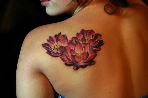 The Red Lotus Tattoo