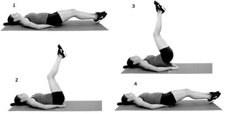 Easiest And Best Exercise For Slim Waist And Flat Tummy