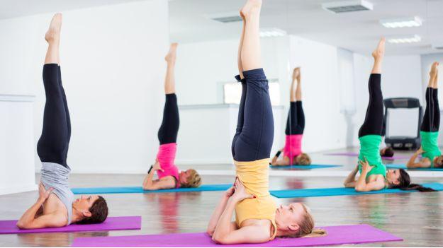 Thyroid treatment by yoga
