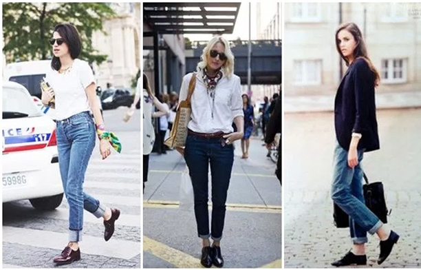 Types of Shoes to Wear With Jeans