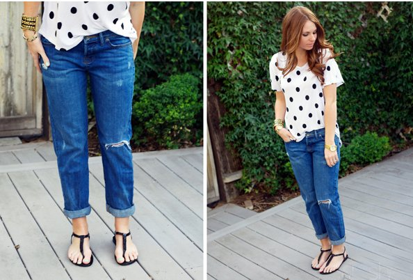 Ways To Wear Jeans With Flats