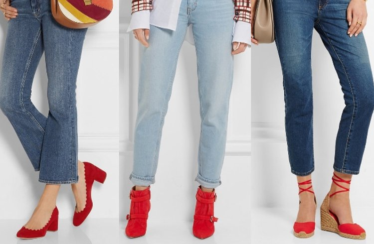 What Shoes To Wear With Jeans for women