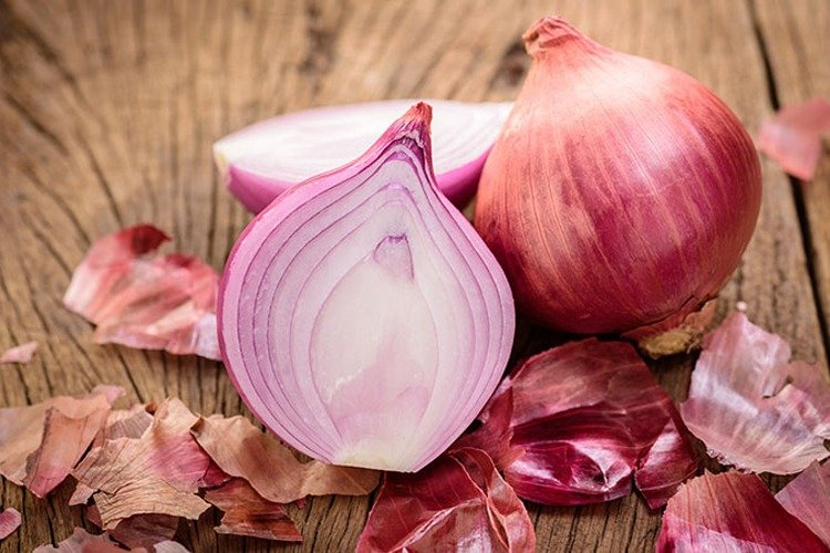 Why Rub Onion Skins