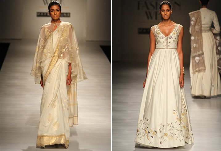 Anju Modi AIFW Collections