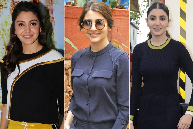 Anushka Sharma Fancy Styles
