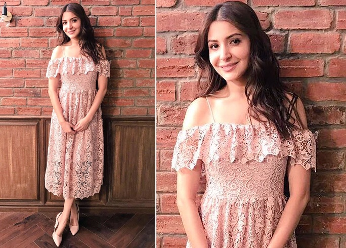 Anushka Sharma in HM